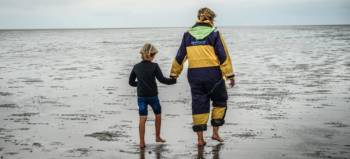 Gastblog – Met kinderen op wadsafari in Nederland: wát een specialeervaring!