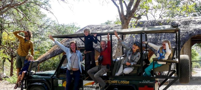 Liwonde Wildlife, Dedza Pottery & Dzalanyamaforest